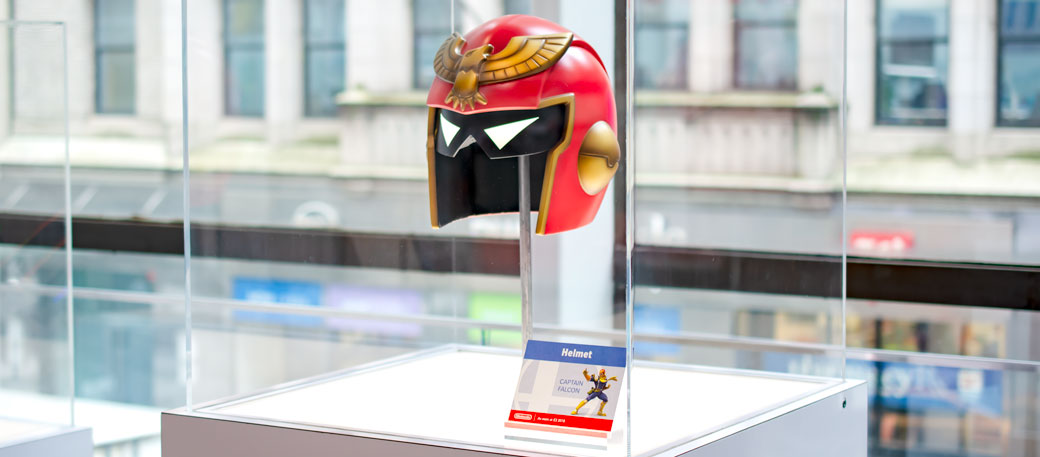 Captain Falcon's Helmet