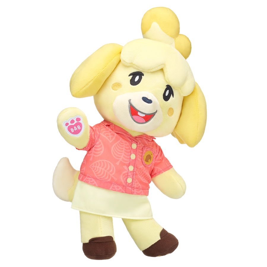 Build-A-Bear and Animal Crossing: New Horizons Collection