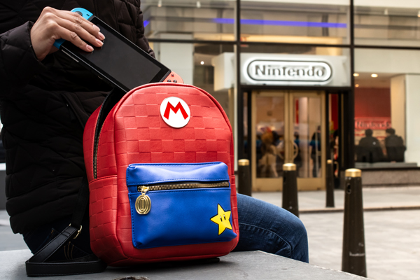 Super Mario Mini Backpack