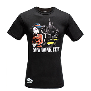 New Donk City t-shirt