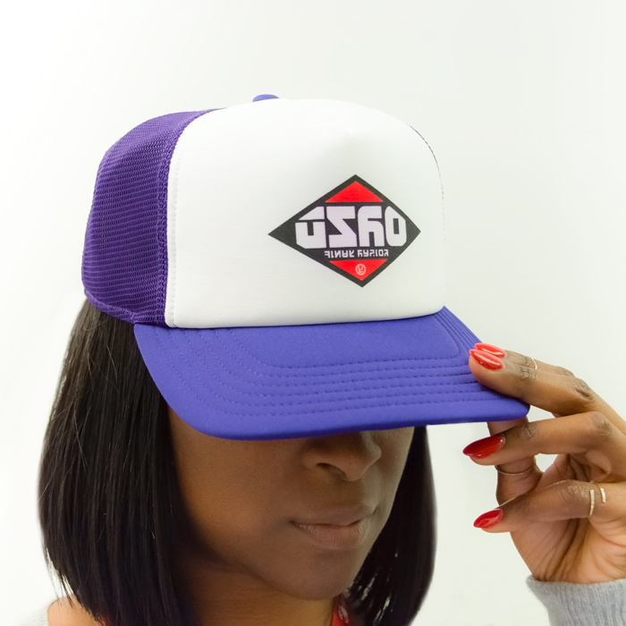 Purple Zekko Splatoon Hat