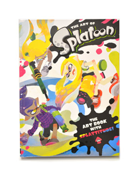 The Art of Splatoon Book