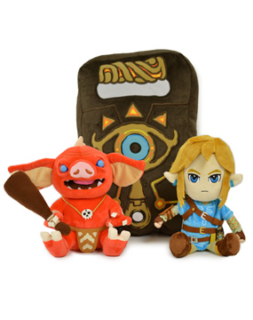 The Legend of Zelda: Breath of the Wild Plush