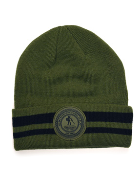Link Coin Knit Hat